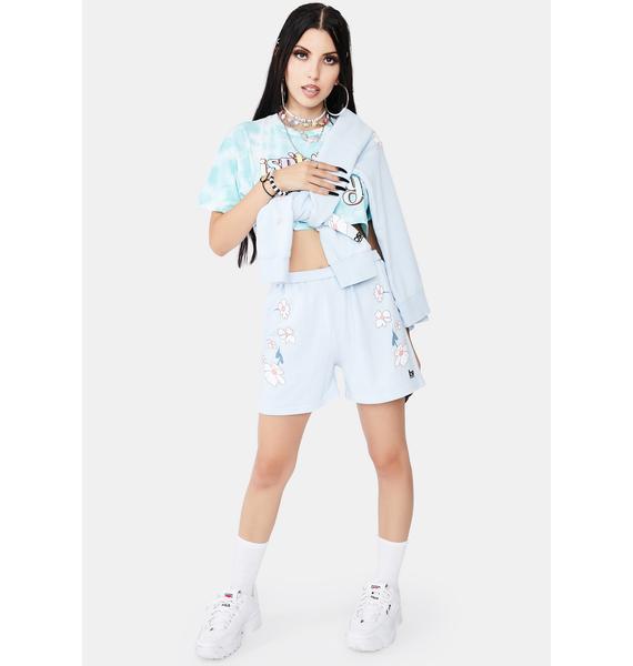 By Samii Ryan Felt Cute Sweat Shorts