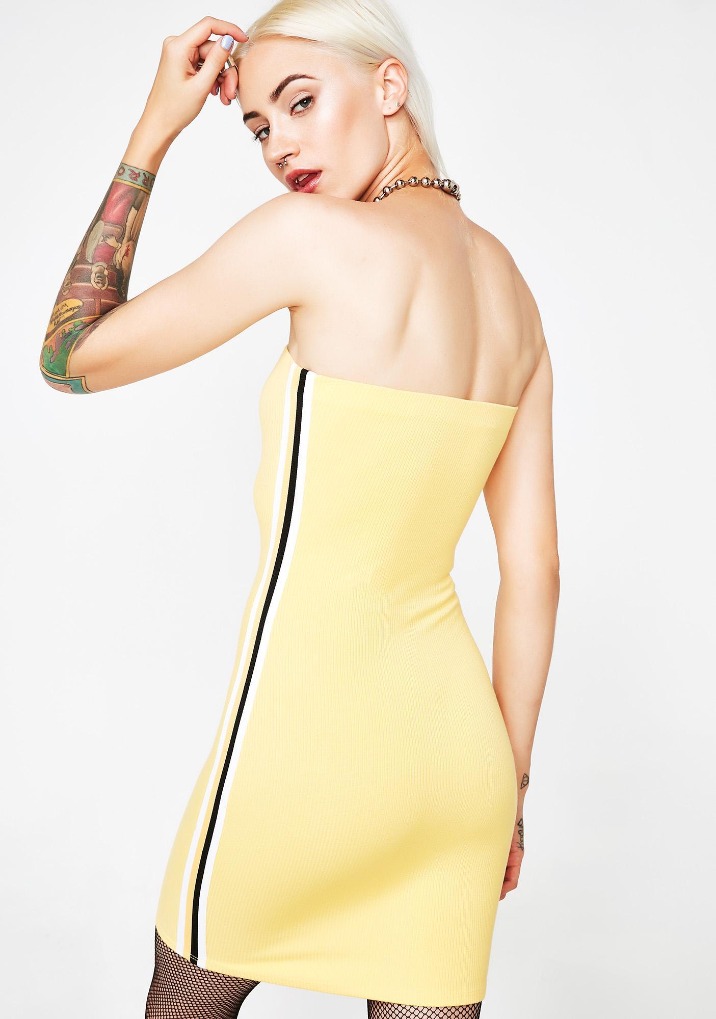 Dead Weight Tube Dress