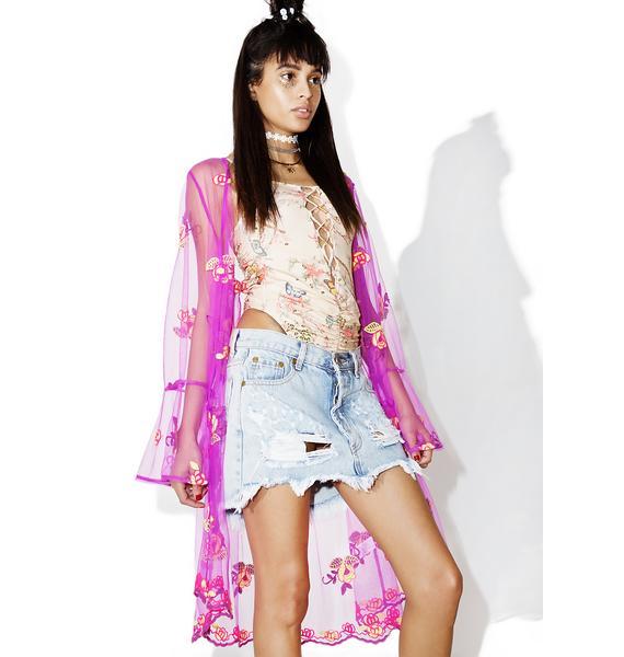 Melody Kimono