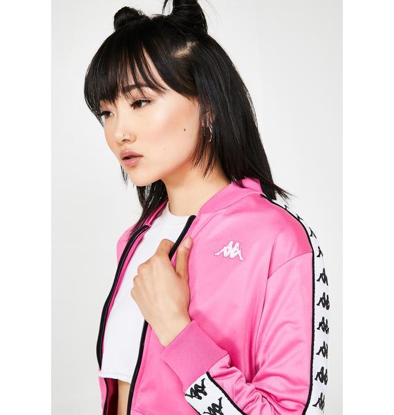 Kappa Sweet 222 Banda Asber Crop Jacket