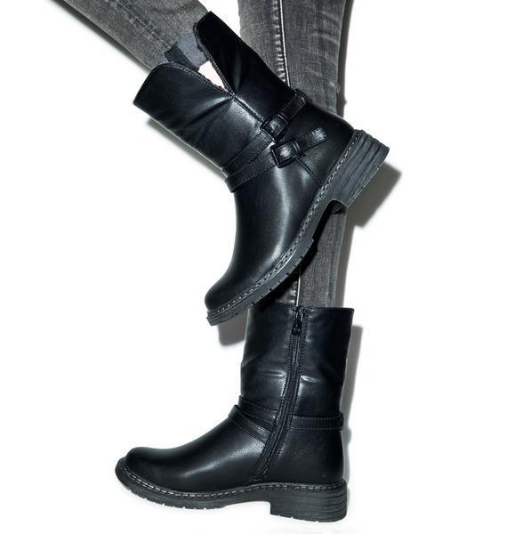 Mounty Boots