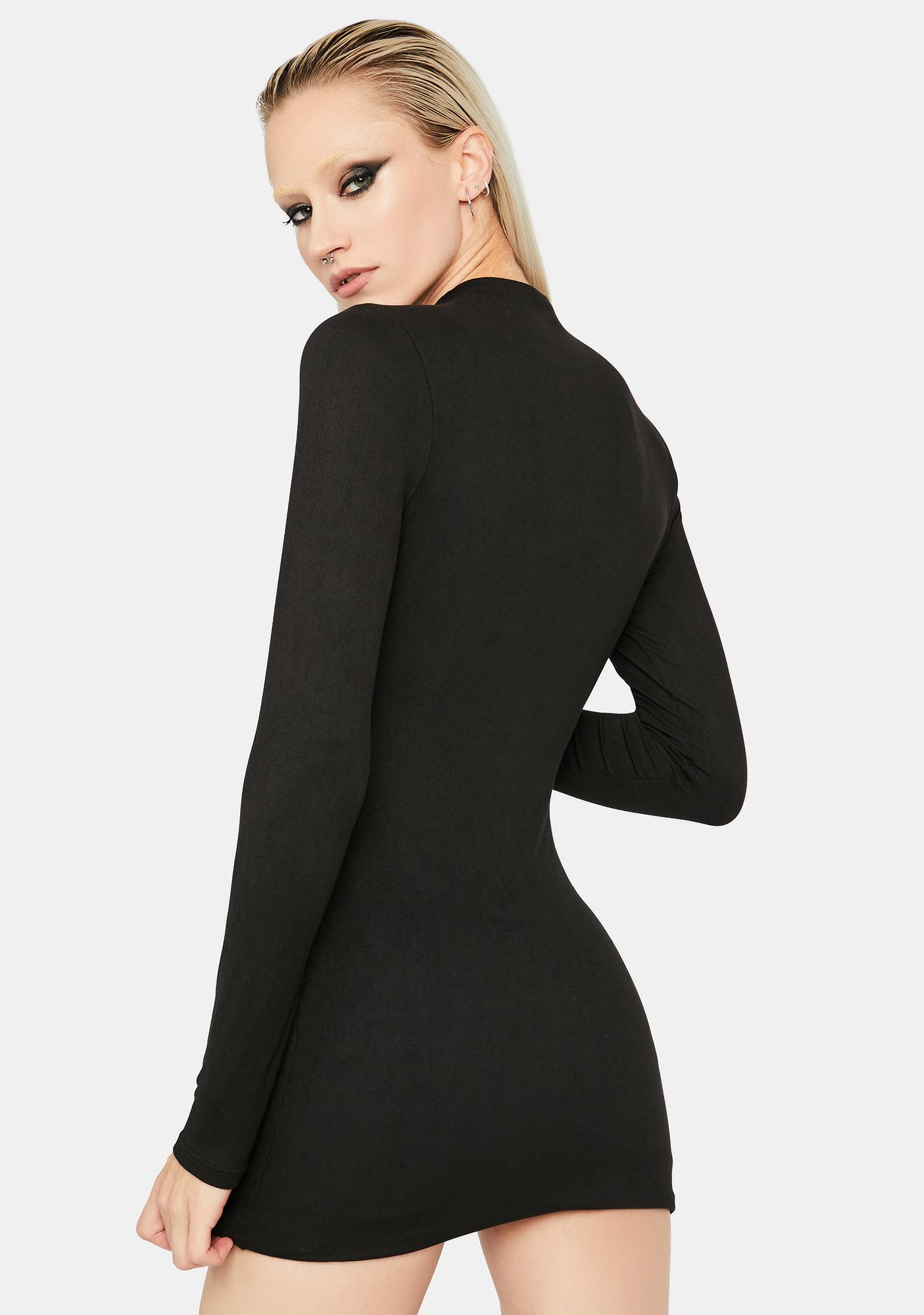 Back On Top Bodycon Dress