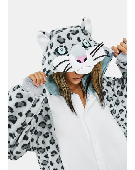 Snow Leopard Kigurumi