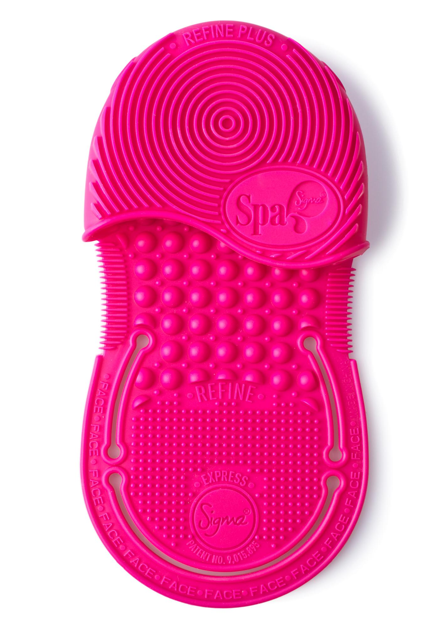 Sigma Sigma Spa Express Brush Cleaning Glove