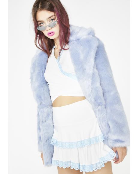 Jessica Ruffle Skirt