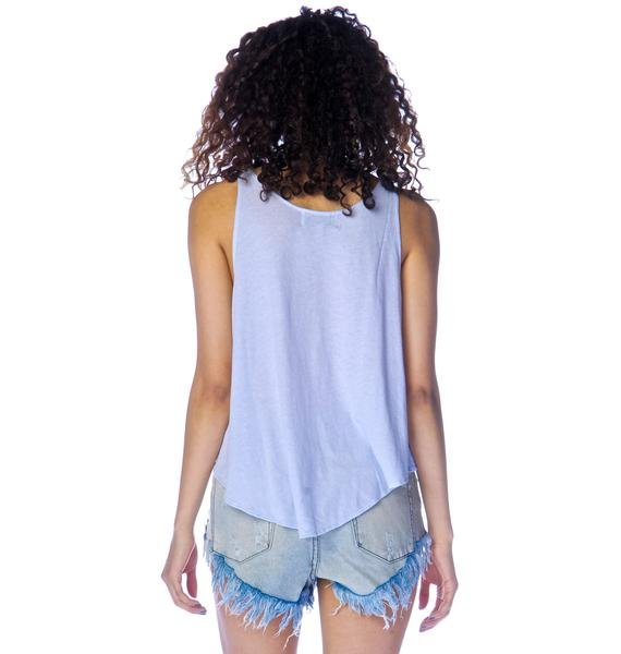 Wildfox Couture Inside Out Cassidy Tank