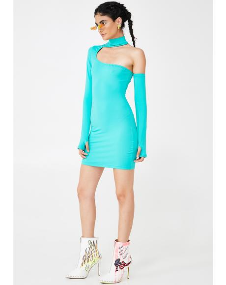 In Your Dreams Cut Out Dress