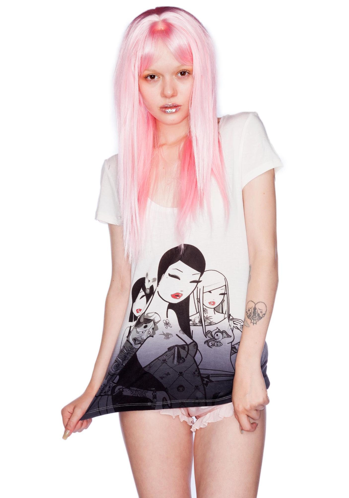 Tokidoki Ladies Night Tee