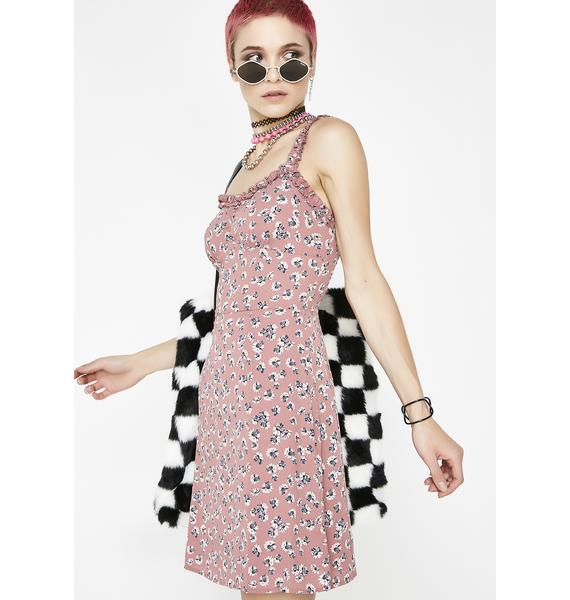 Summa Lovin Mini Dress
