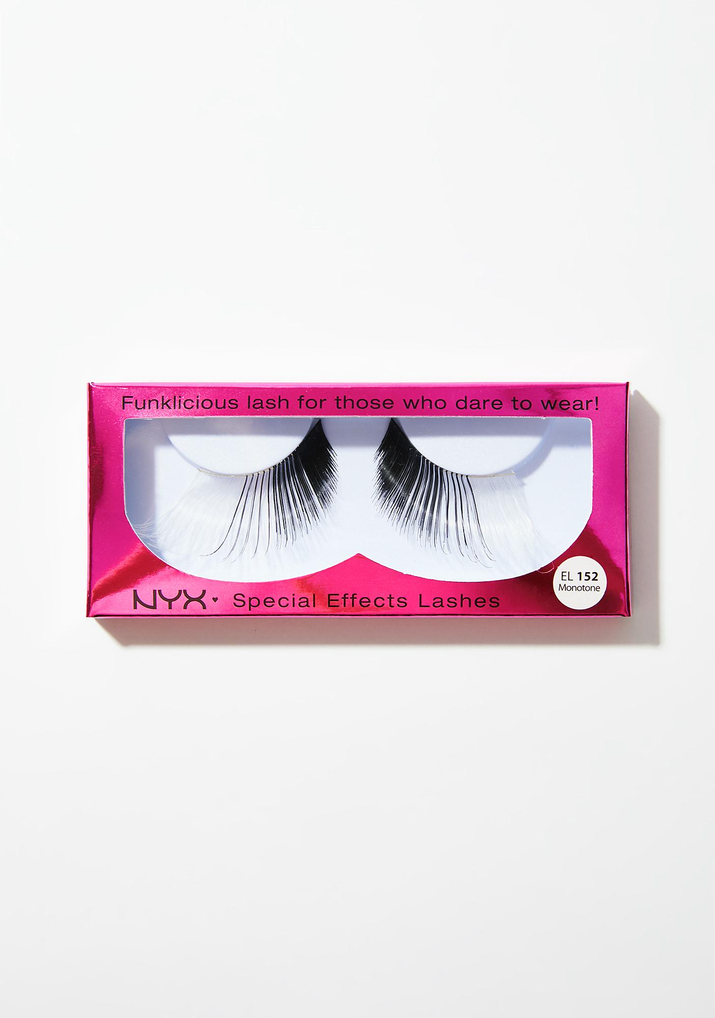 NYX Monotone Special Effect Lashes