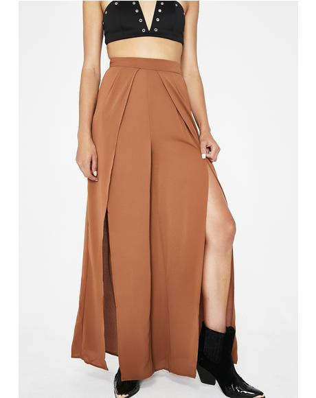 Chic Freak Slit Pants