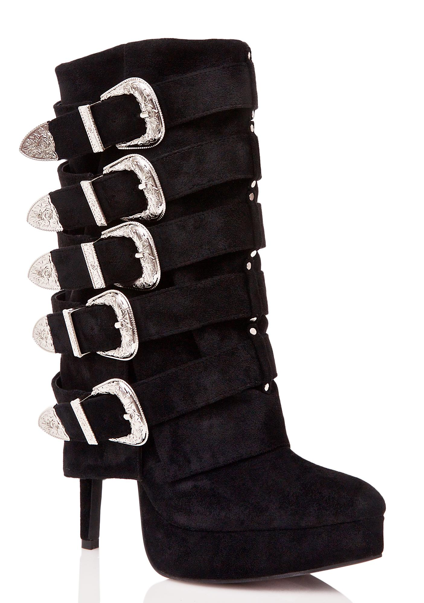 Current Mood Silvia Boot