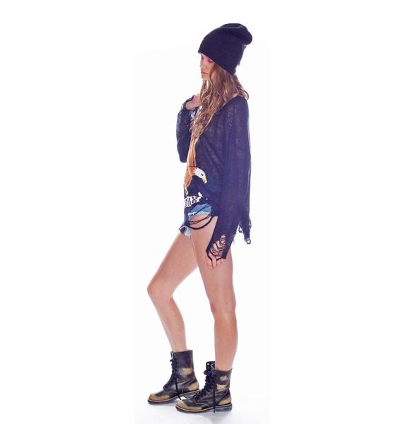 Wildfox Couture Eagle Lennon Sweater