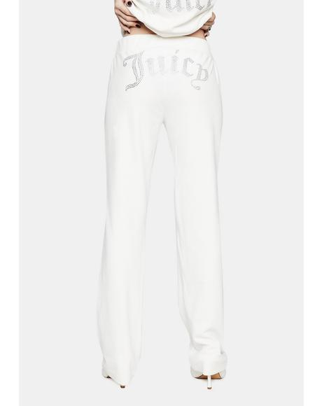Cream Soda Logo Sweatpants
