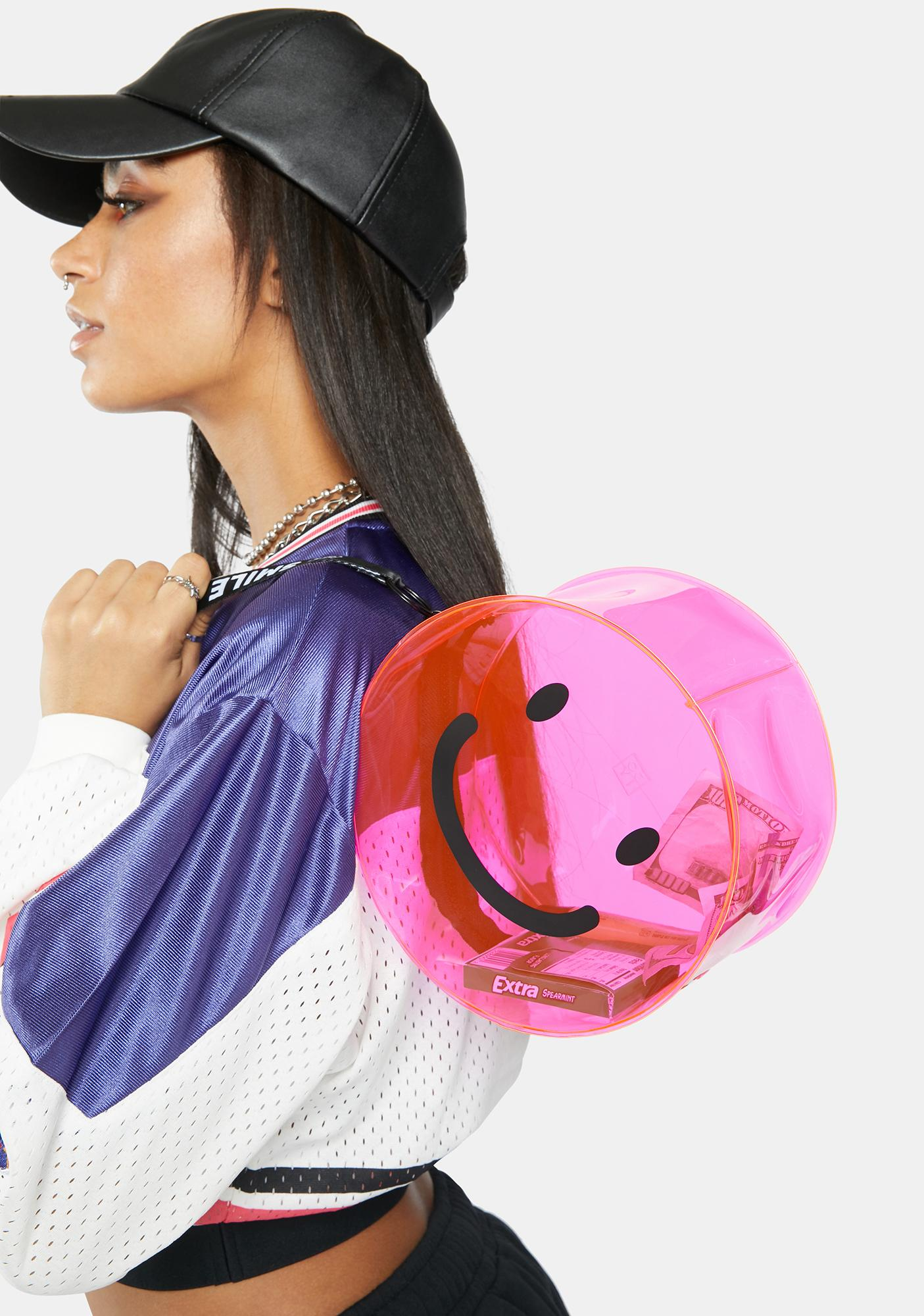 Smile And Shine Clear Bag