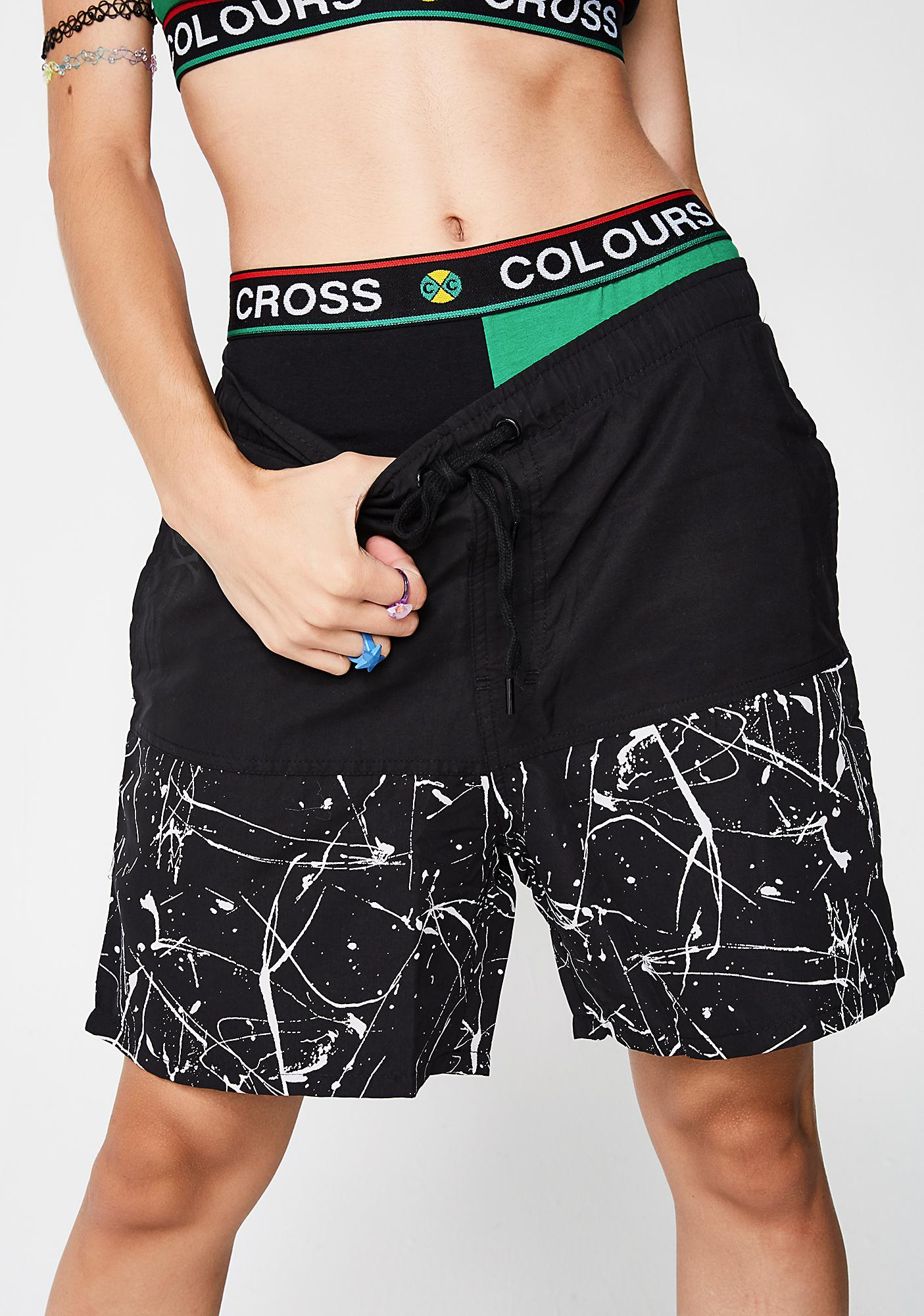 Iron Fist Extracurricular Pool Shorts