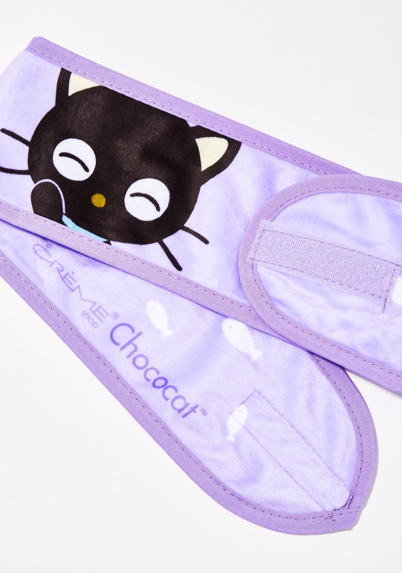 The Crème Shop Chococat Spa Headband