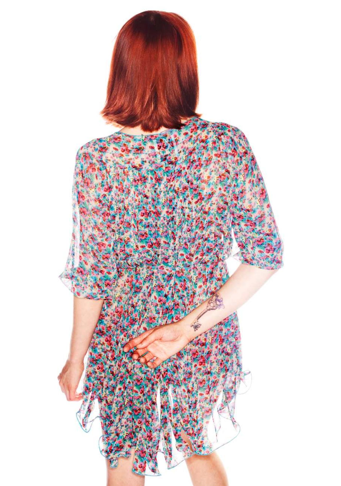 UNIF Flutter Dress