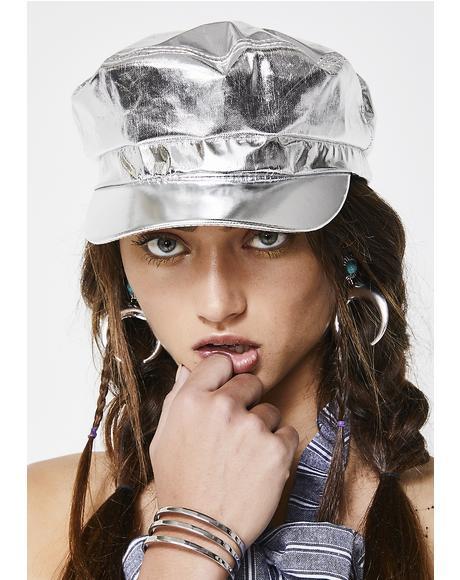 Platinum New Jam Tie Cap