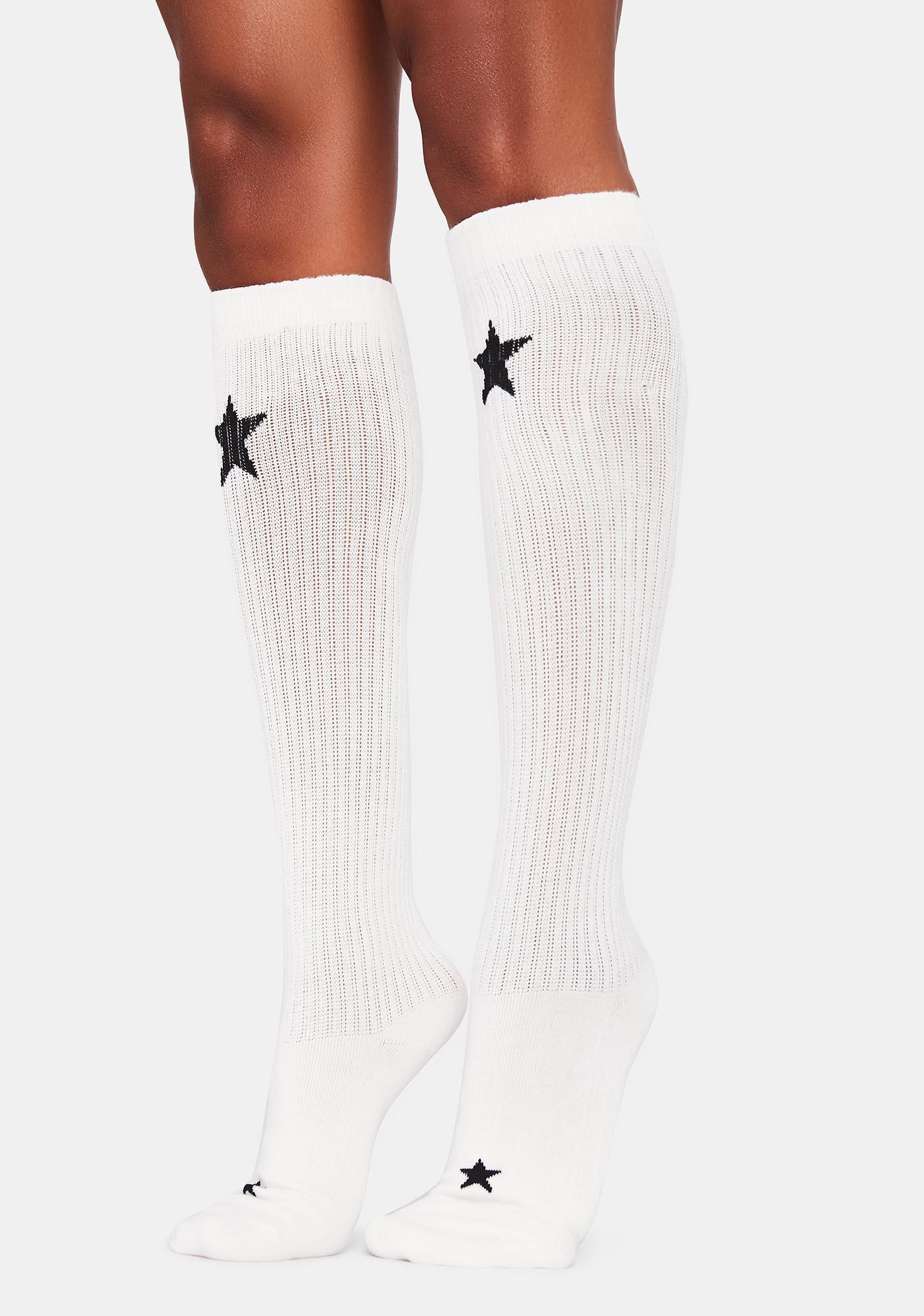 Angel Infinite Wishes Knee High Socks