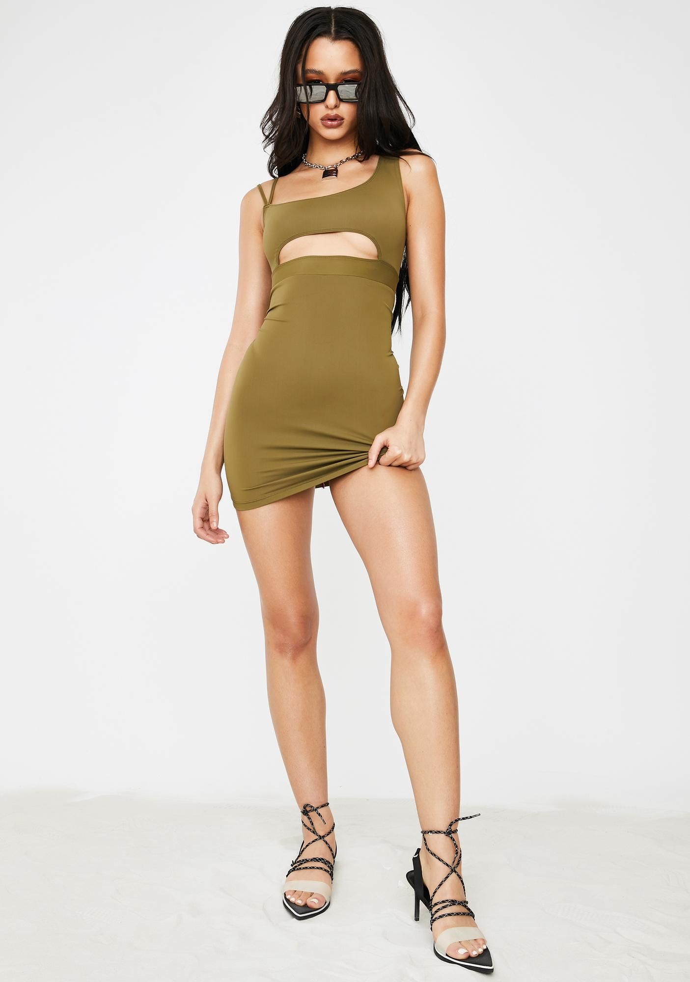 Poster Grl Cash Call My Cab Cut Out Dress