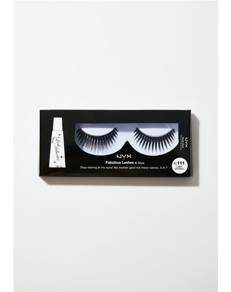 Lash Implant Fabulous Lashes & Glue