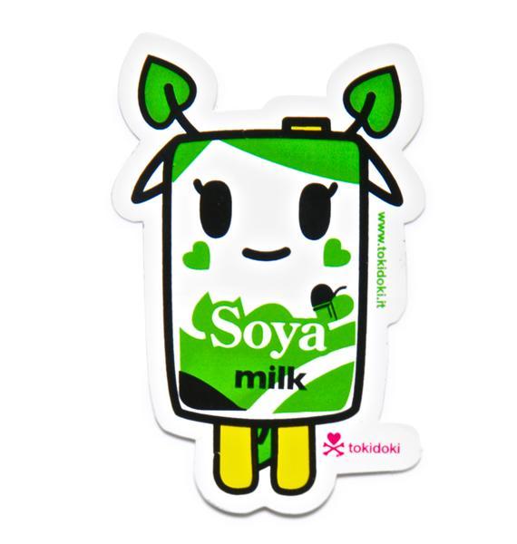 Tokidoki Soya Sticker