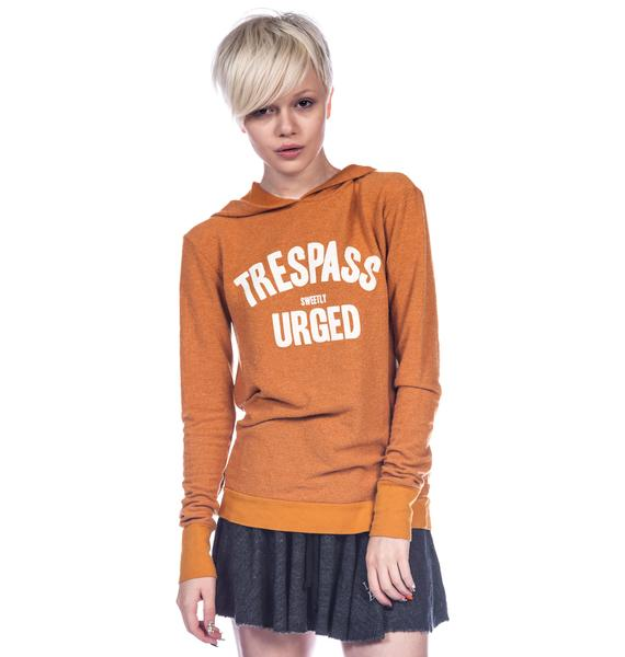 Wildfox Couture Trespass Gypsy Hoodie