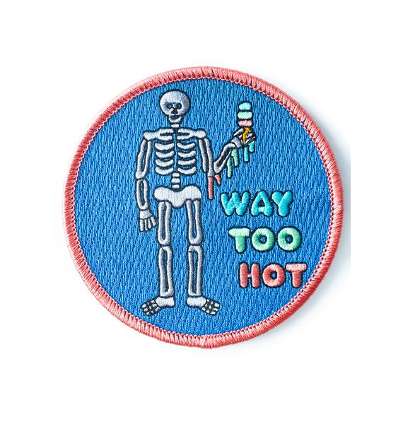 Valley Cruise Press Way Too Hot Patch