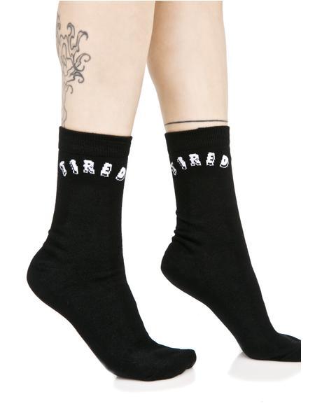 Tired Ankle Socks