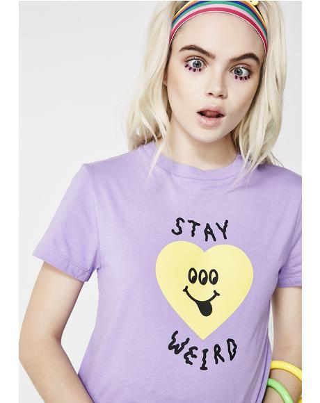 Stay Weird Tee
