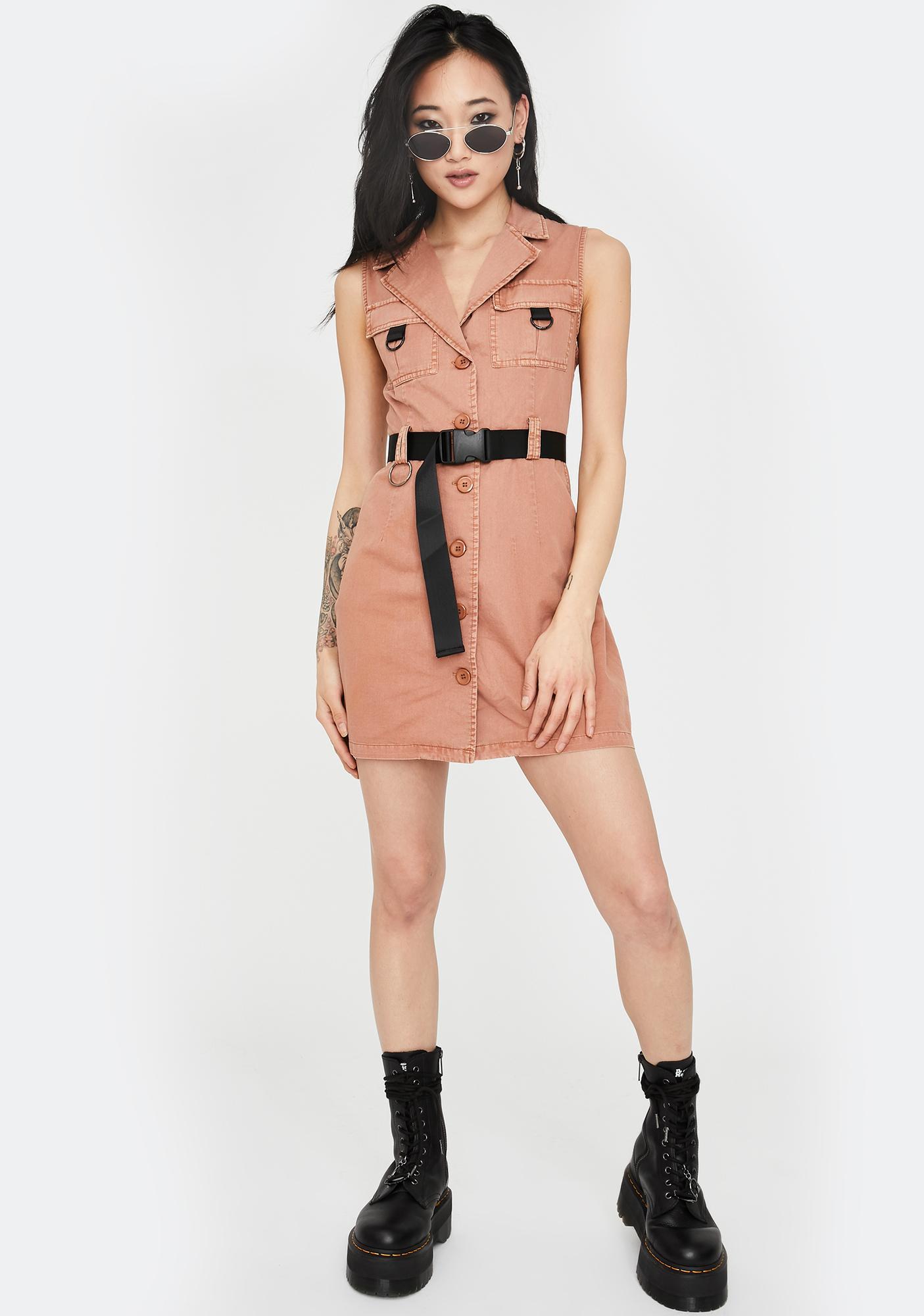 Nana Judy Valerie Utility Dress