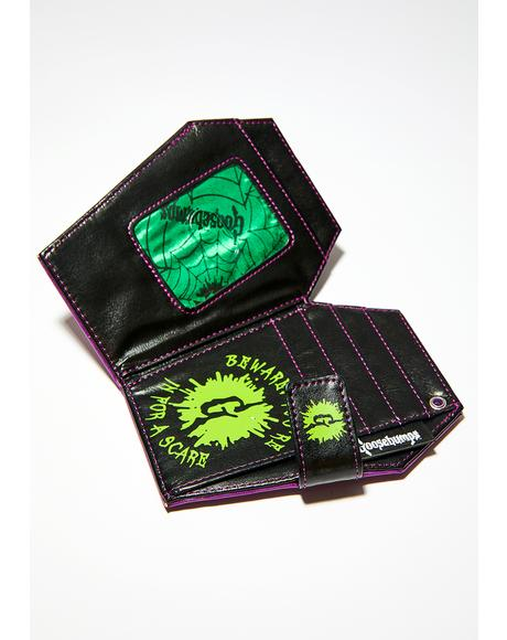 Goosebumps Coffin Wallet