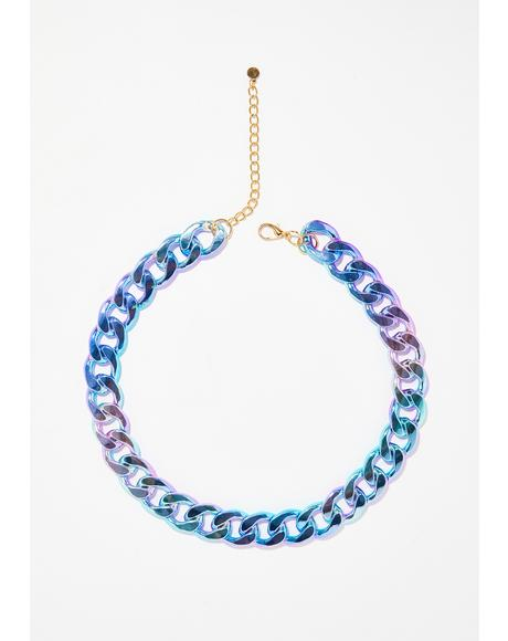 After Party Haze Chain Necklace
