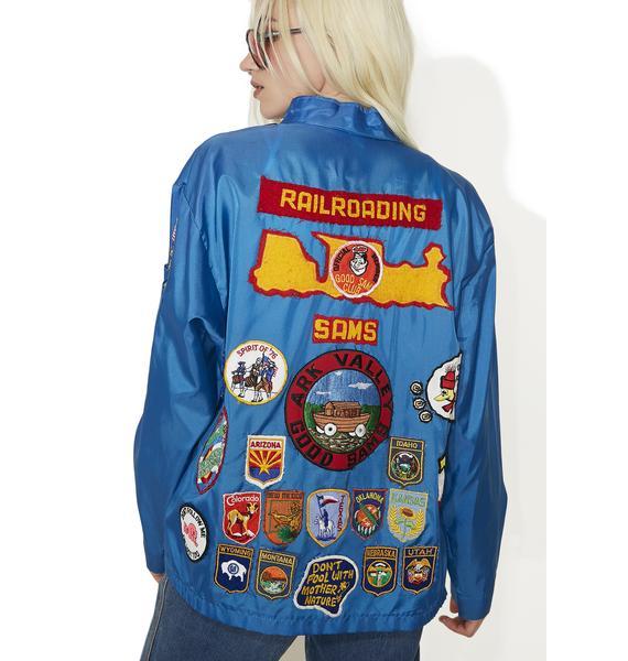 Vintage Scout Patchwork Jacket