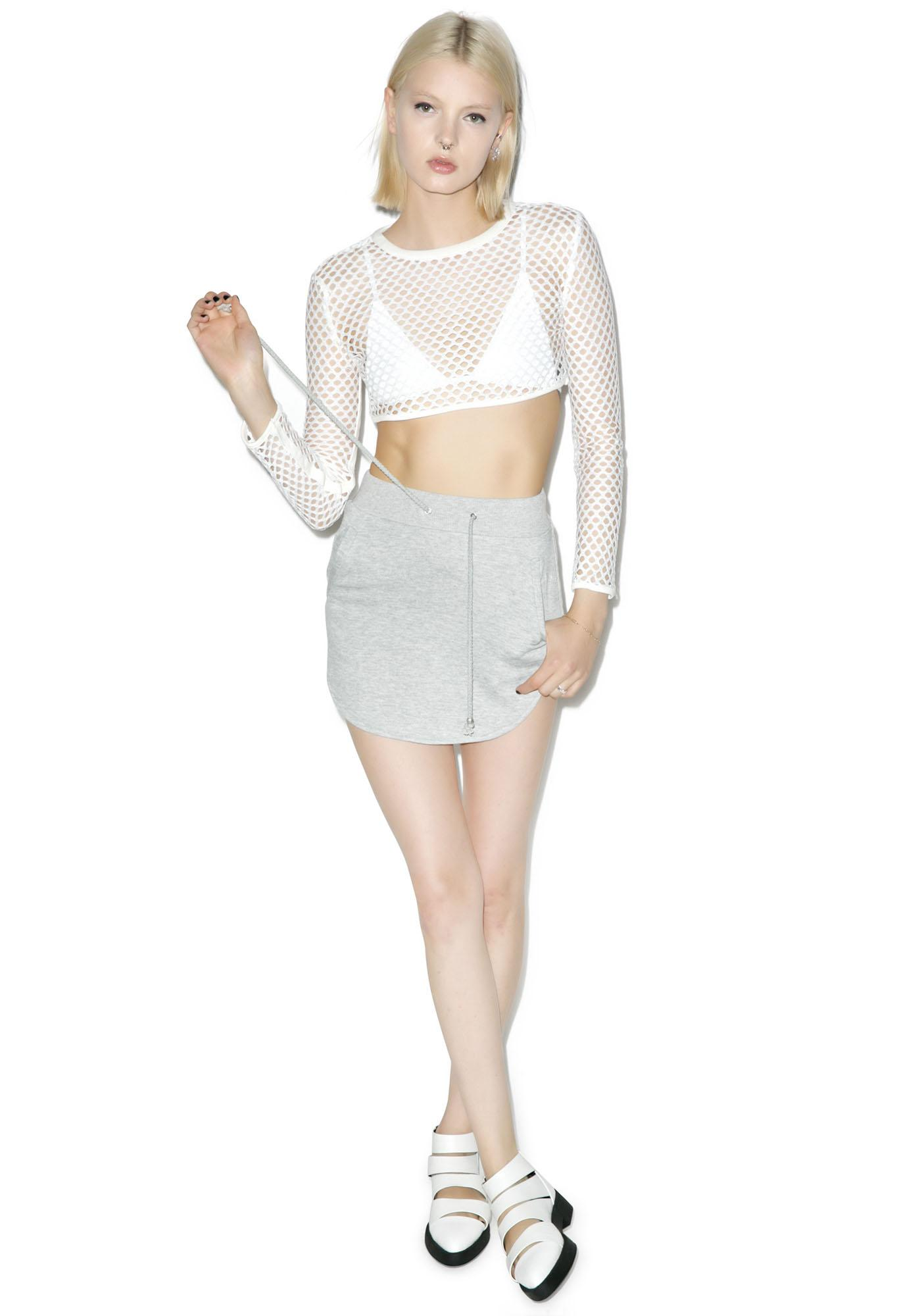 Nightwalker Anarchy Mini Skirt
