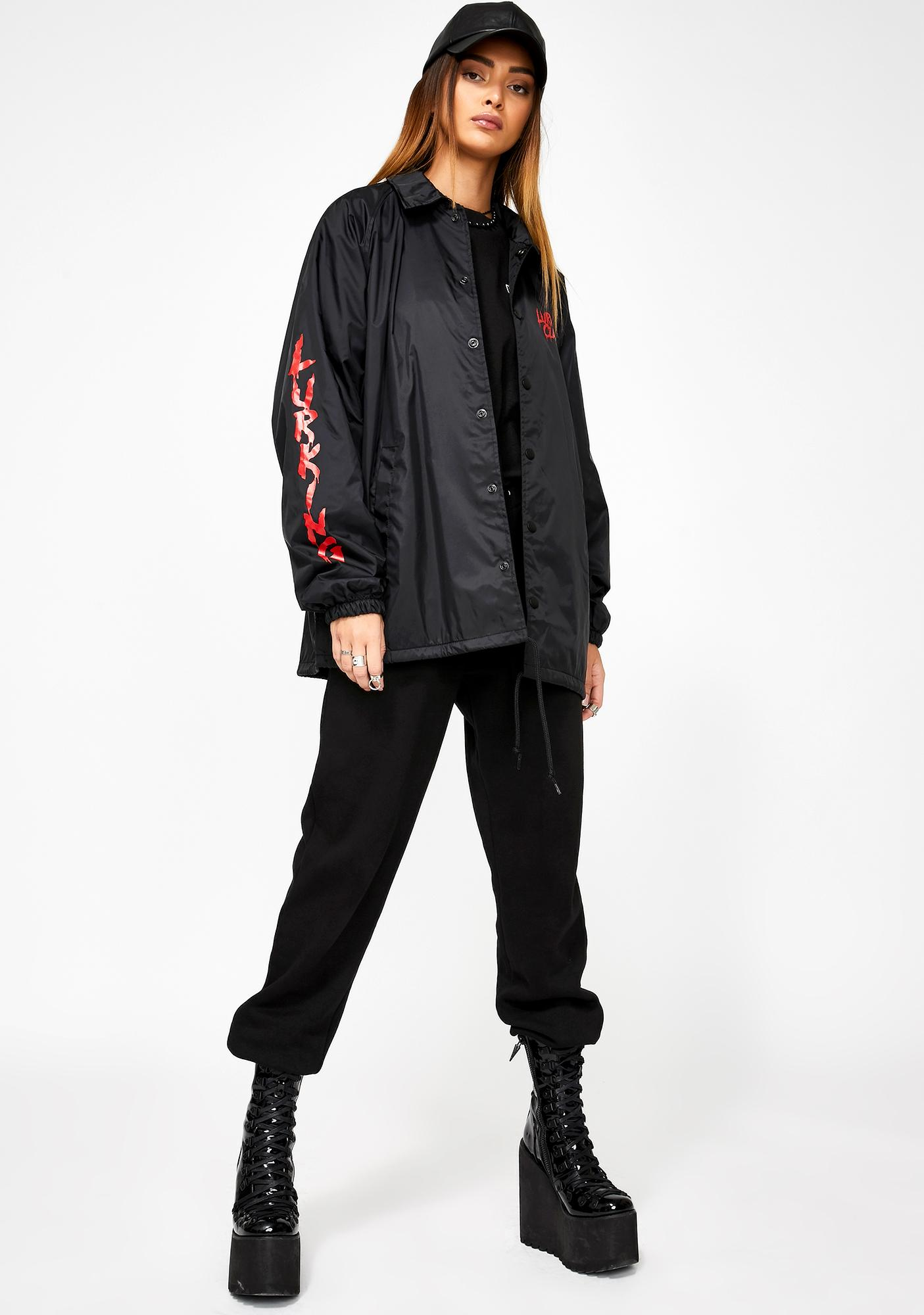 Lurking Class Tri Coaches Jacket