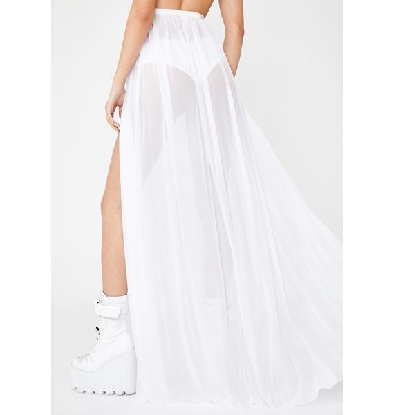 J Valentine Pure Spellbound Harness Skirt