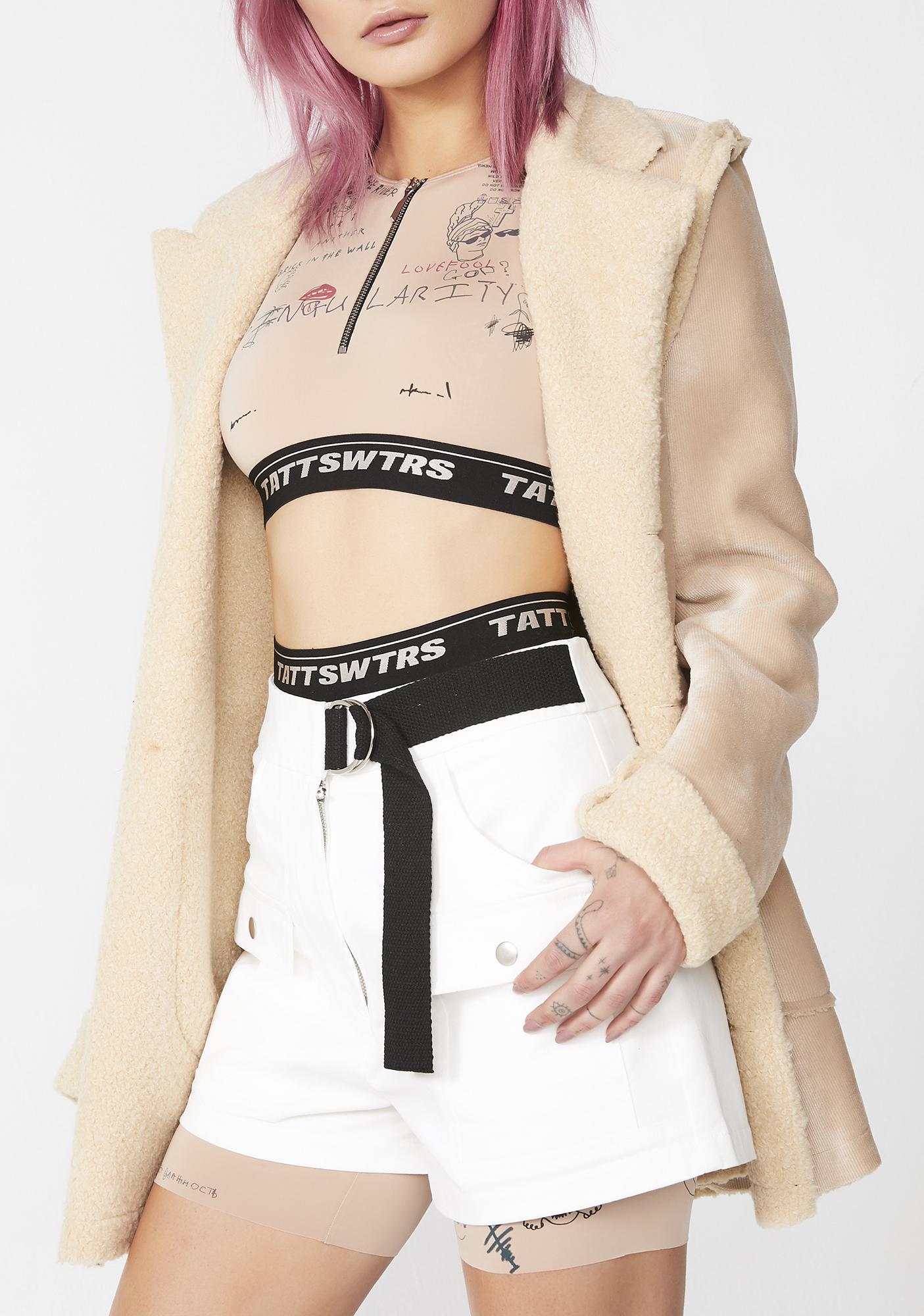 Tiger Mist Aliyah Shorts