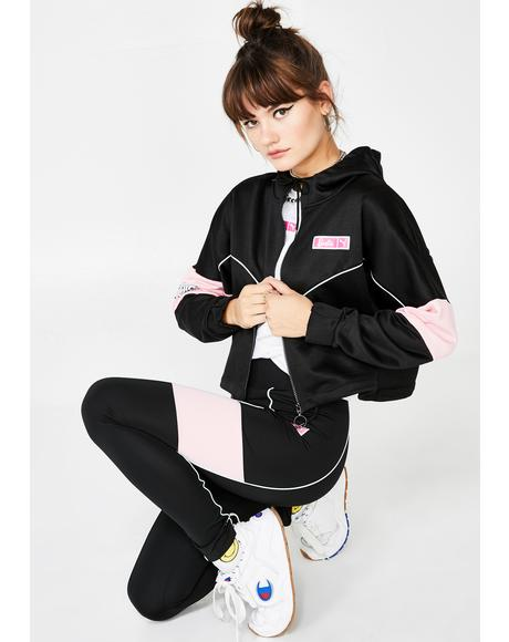 x Barbie XTG Track Jacket