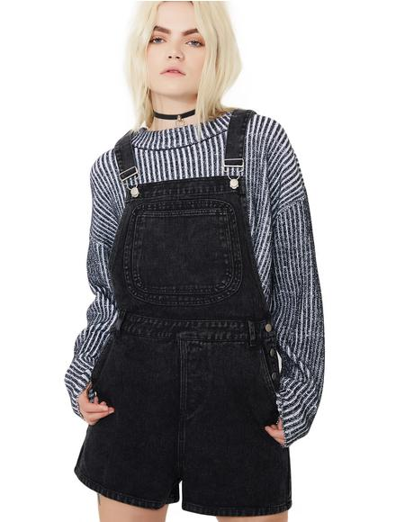 Black Sheep Denim Overalls