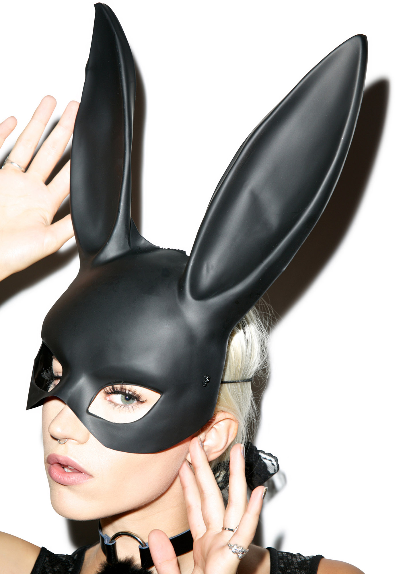 Adult Bunny Mask