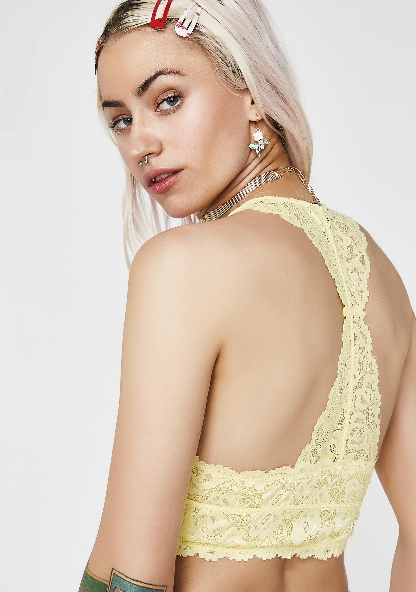 Rude N' Racey Lace Bralette