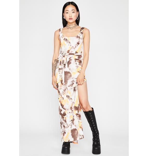 Natural Instincts Maxi Dress