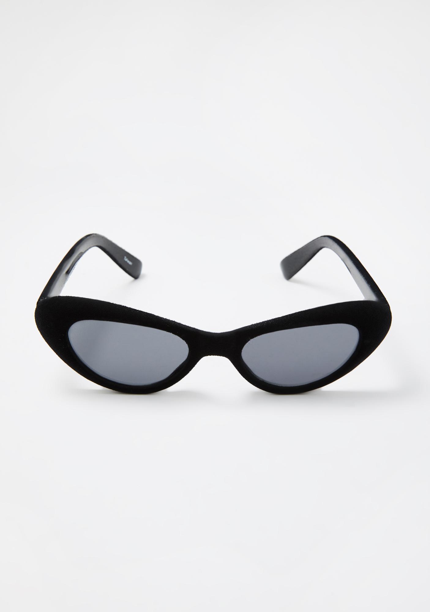 Good Times Eyewear Velvet Cat Smoke Sunnies