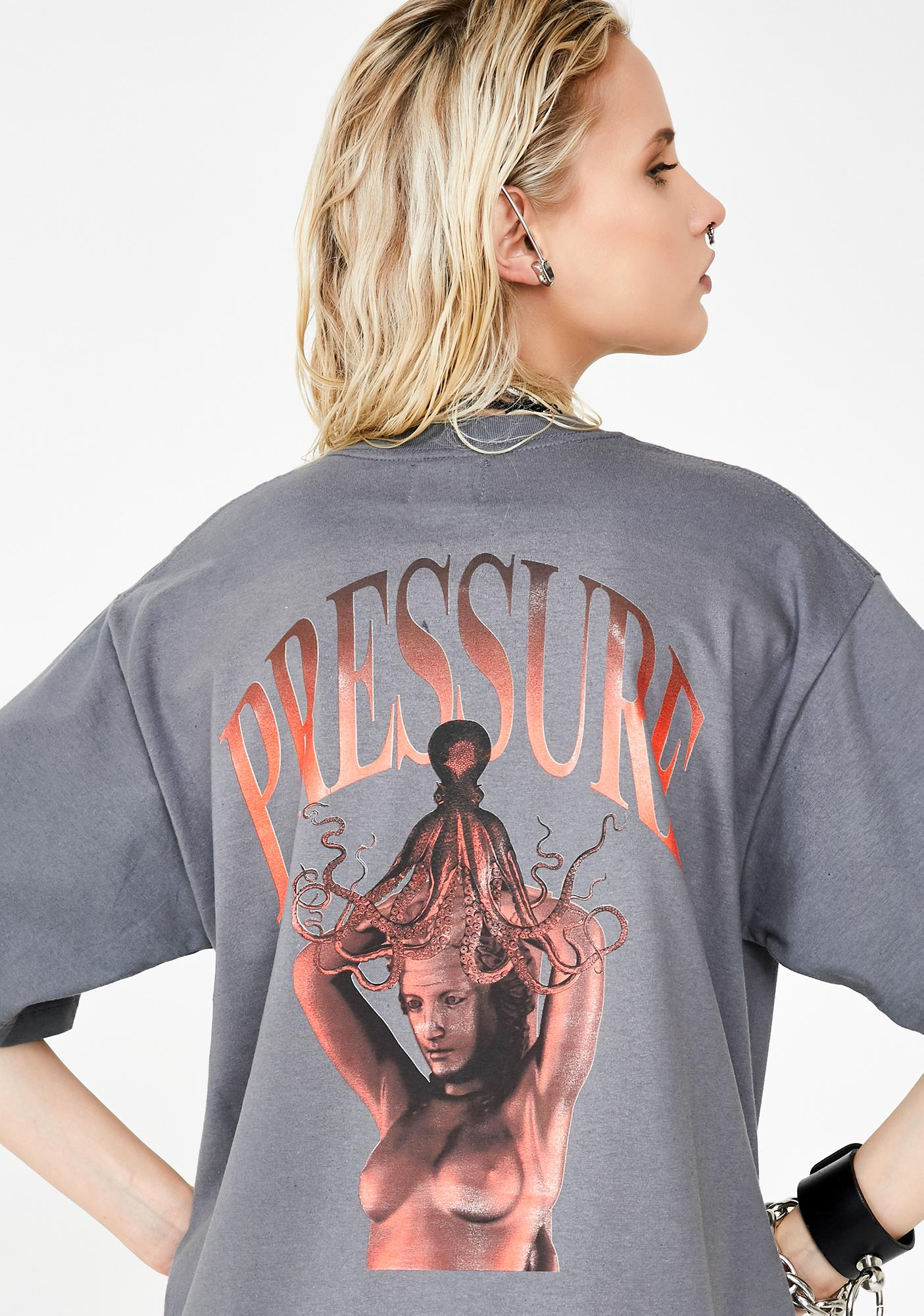 Pressure Clothes Reality Graphic Tee