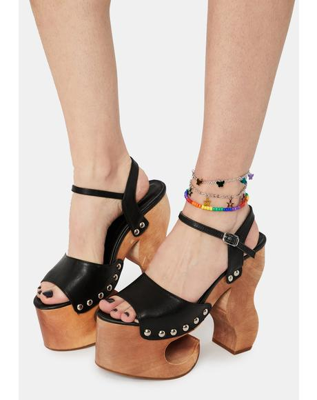 Charm Bae Anklet Set