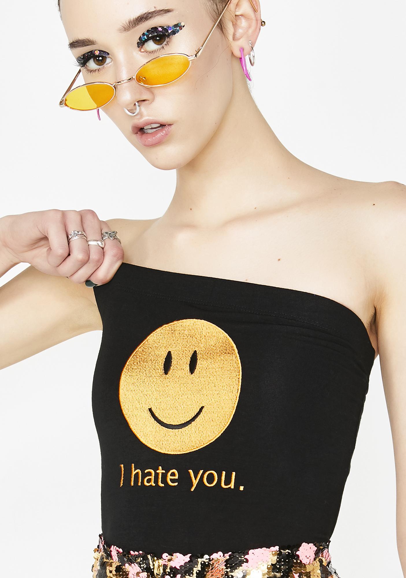 c883aa562b5 ... O Mighty I Hate You Boob Tube ...