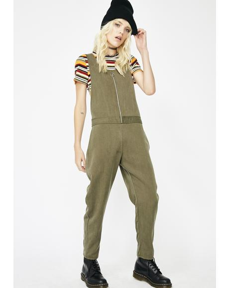 Stoop Kidz Zip Up Jumpsuit