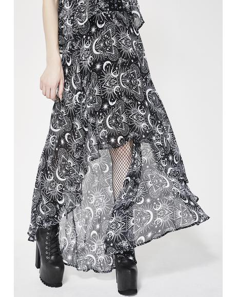 New Moon Maxi Skirt
